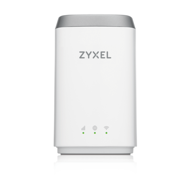 zyxel lte4506 homespot router front